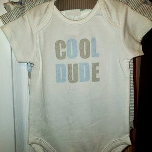 3 piece onesie set for baby boy